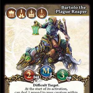 Bartolo the Plague Reaper
