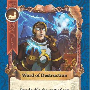 Word of Destruction