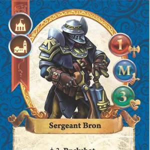 Sergeant Bron