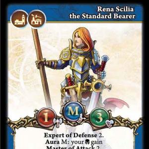 Rena Scilia the Standard Bearer