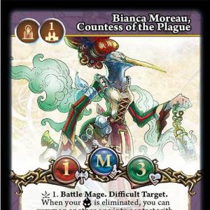 Bianca Moreau, Countess of the Plague