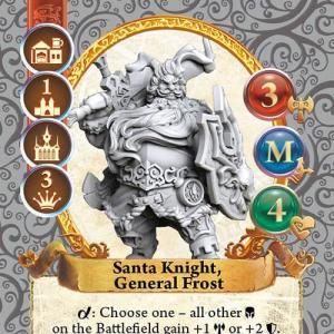 Santa Knight, General Frost