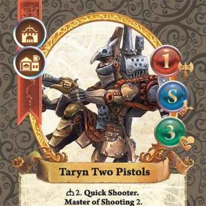 Taryn Two Pistols