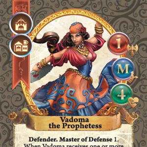 Vadoma the Prophetess