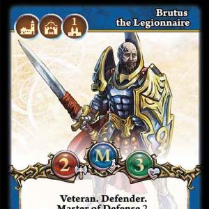 Brutus the Legionnaire