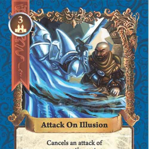 Attack On Illusion