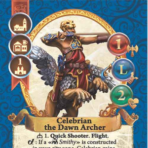 Celebrian the Dawn Archer