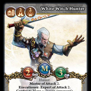 White Witch Hunter