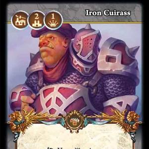 Iron Cuirass