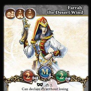 Farrah the Desert Wind