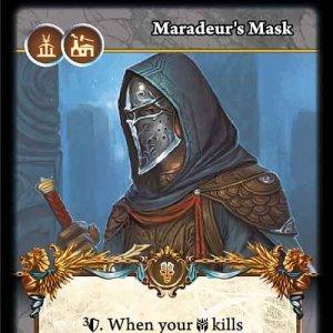 Maradeur's Mask