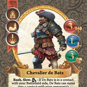 Chevalier de Batz