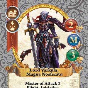 Lord Varkula, Magna Nosferatu