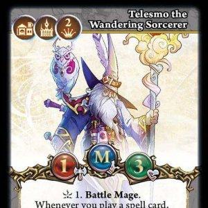 Telesmo the Wandering Sorcerer