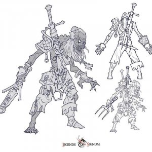 Zombie Witch Hunter