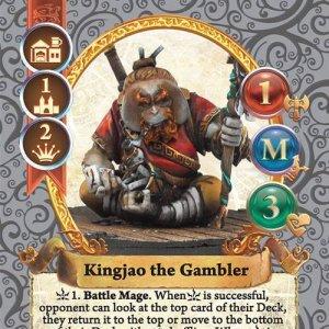 Kingjao the Gambler