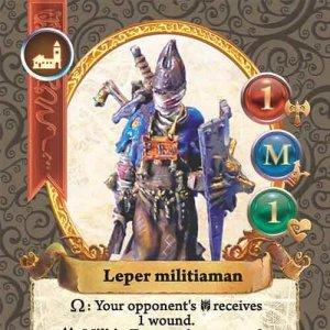 Leper Militiaman