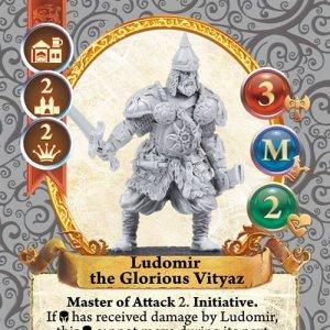 Ludomir the Glorious Vityaz