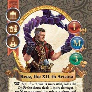 Reez the XII-th Arcana