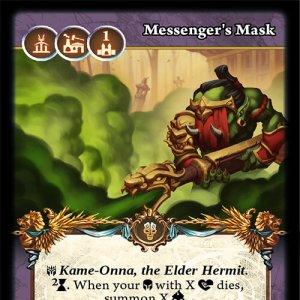 Messenger's Mask