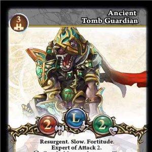 Ancient Tomb Guardian