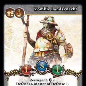 Zombie Landsknecht