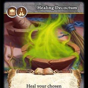 Healing Decoctum
