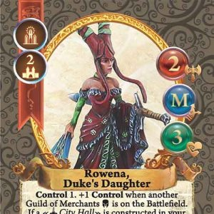 Rowena, Duke's Daughter