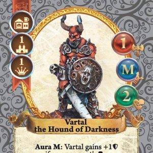 Vartal the Hound of Darkness
