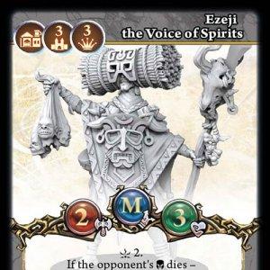 Ezeji  the Voice of Spirits