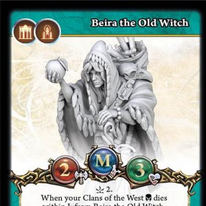 Beira the Old Witch