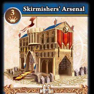 Skirmishers' Arsenal