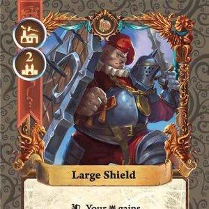 Large Shield