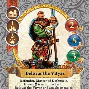 Beloyar the Vityaz