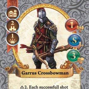 Garrus Crossbowman