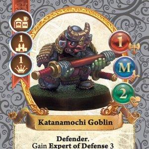 Katanamochi Goblin