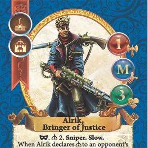 Alrik, Bringer of Justice