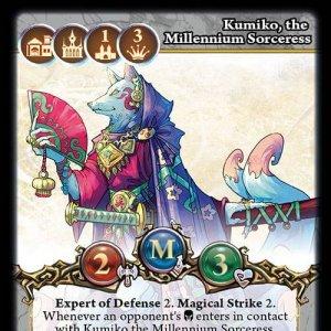 Kumiko, the Millennium Sorceress