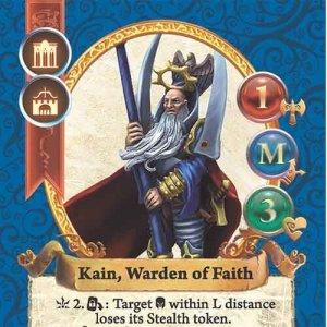 Kain, Warden of Faith