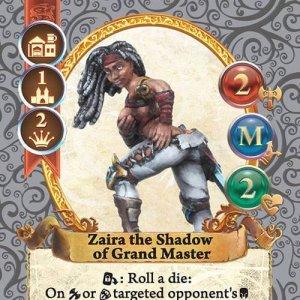 Zaira The Shadow of Grand Master