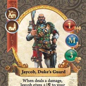 Jaycob, Duke's Guard