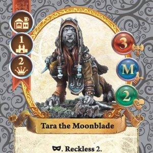 Tara the Moonblade