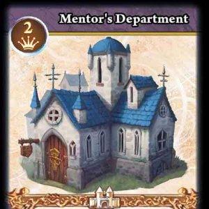 Mentor's Department