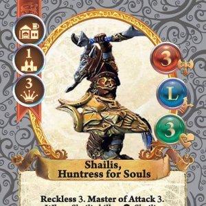 Shailis, Soul Huntress