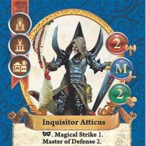 Inquisitor Atticus