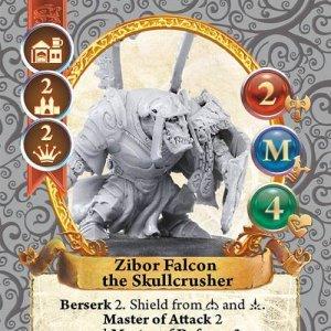 Zibor Falcon the Skullcrusher