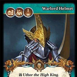 Warlord Helmet