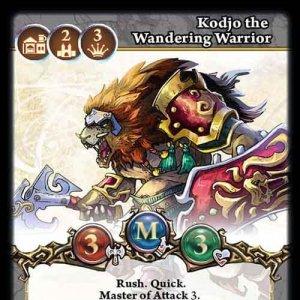Kodjo the Wandering Warrior