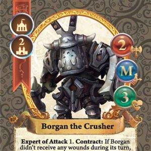Borgan the Crusher