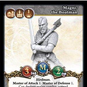 Magni, the Boatman
